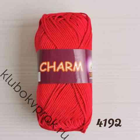 CHARM VITA COTTON 4192, Красный