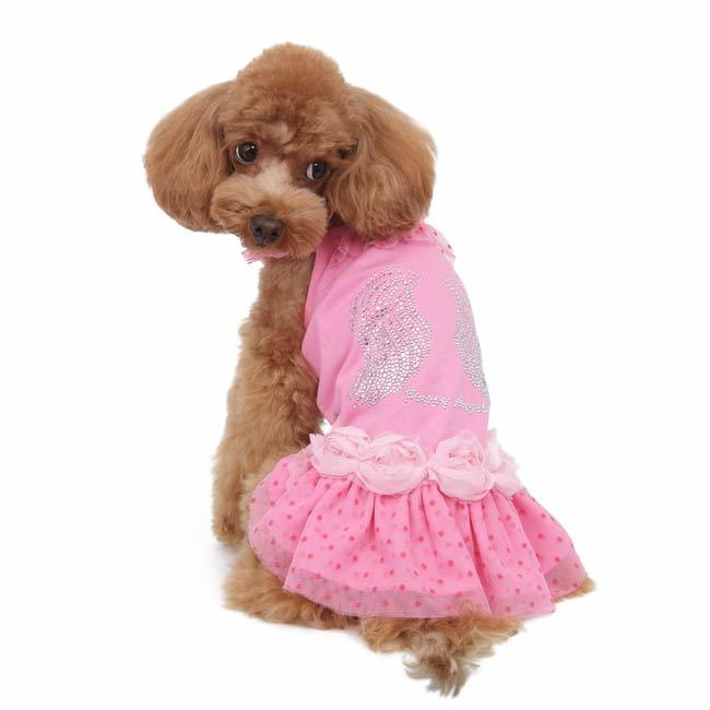 купить вечернее платье для собак
