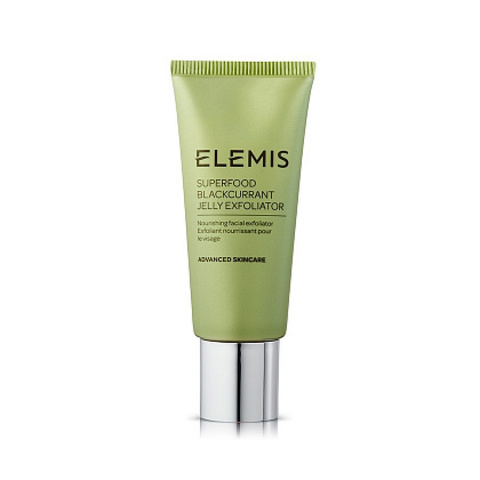 Elemis Superfood Blackcurrant Jelly Exfoliator пилинг для лица черная смородина суперфуд 50 мл