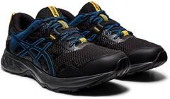 Кроссовки внедорожники Asics Gel Sonoma 5 Black-Blue мужские