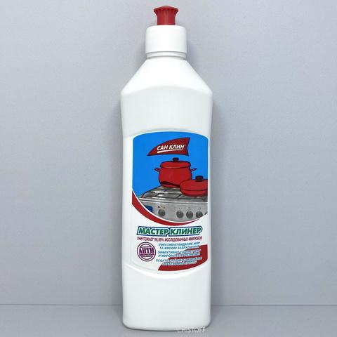 Засіб для видалення жиру San Clean Майстер Клинер 500 мл