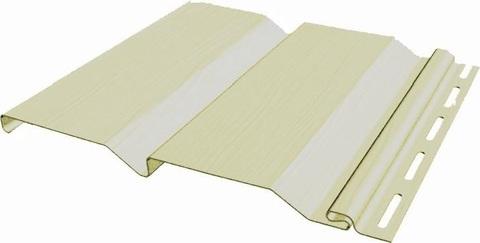 Сайдинг Файнбир Standart Classic Color слоновая кость 3660х205 мм