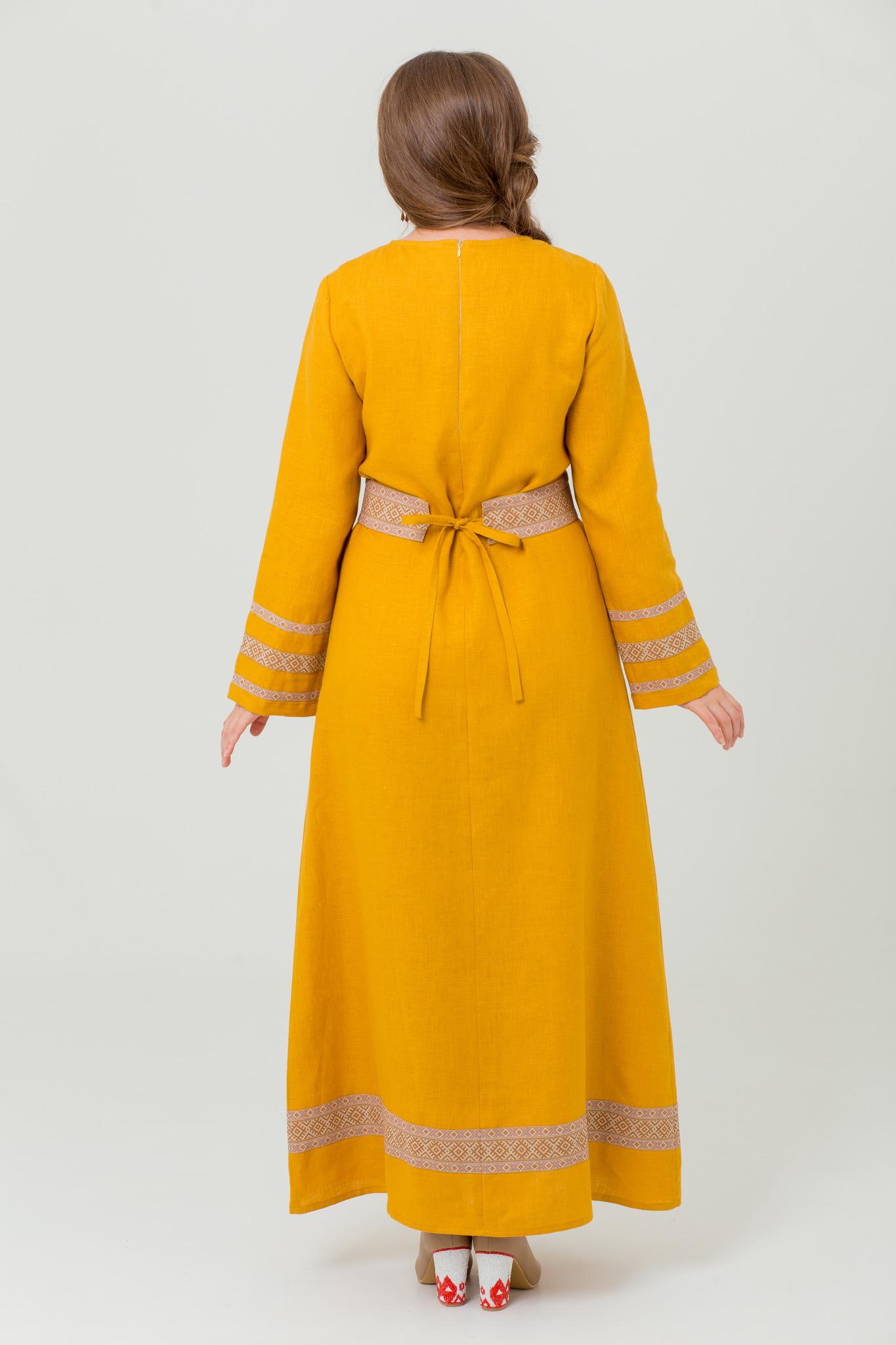 Русское народное платье Горицвет
