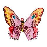 Панно настенное Бабочка 22х20 см, артикул 628-095, производитель - Annaluma