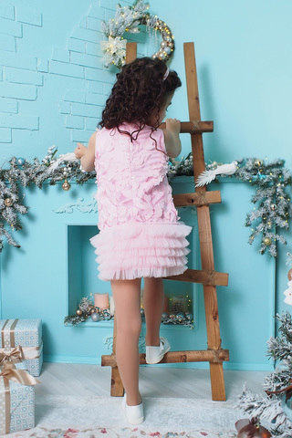 Платье детское (артикул 1Н64-1)