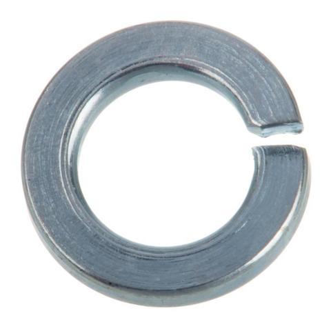 Шайба DIN 127 оцинк.пружинная 5мм (25шт) №582