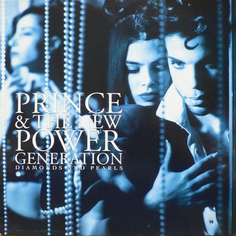 Виниловая пластинка. Prince & The New Power Generation