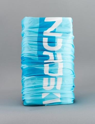 Баф Nordski Logo Light Blue