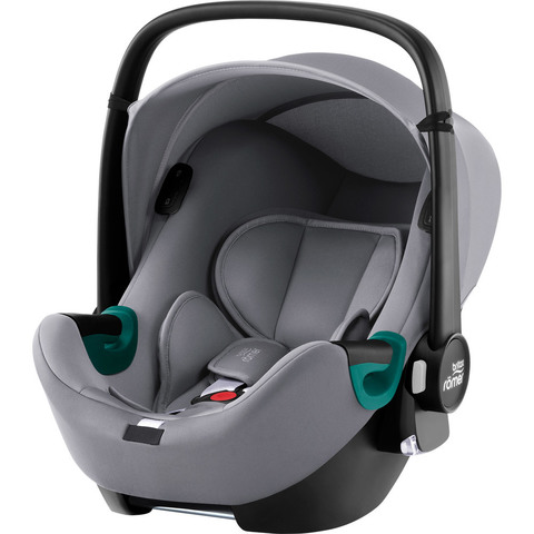 Автокресло Britax Roemer Baby-Safe iSense Frost Grey