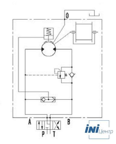 Стандартная лебедка IYJ2.5A-5-73-8-ZP