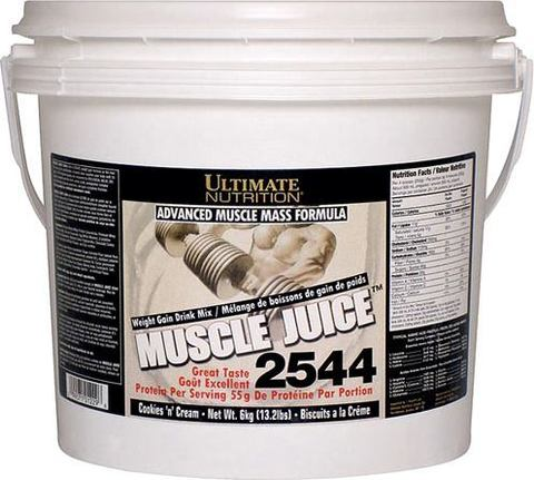 Гейнер Ultimate Nutrition Muscle Juice 2544