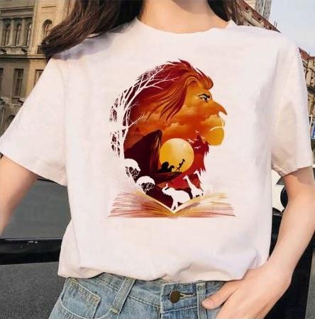 Король Лев футболка в ассортименте