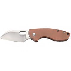 Складной нож CRKT Columbia River 5311CU Pilar copper (маленький)