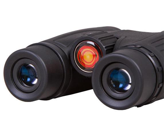 Бинокль солнечный LUNT SUNoculars 8x32, черный - фото 7