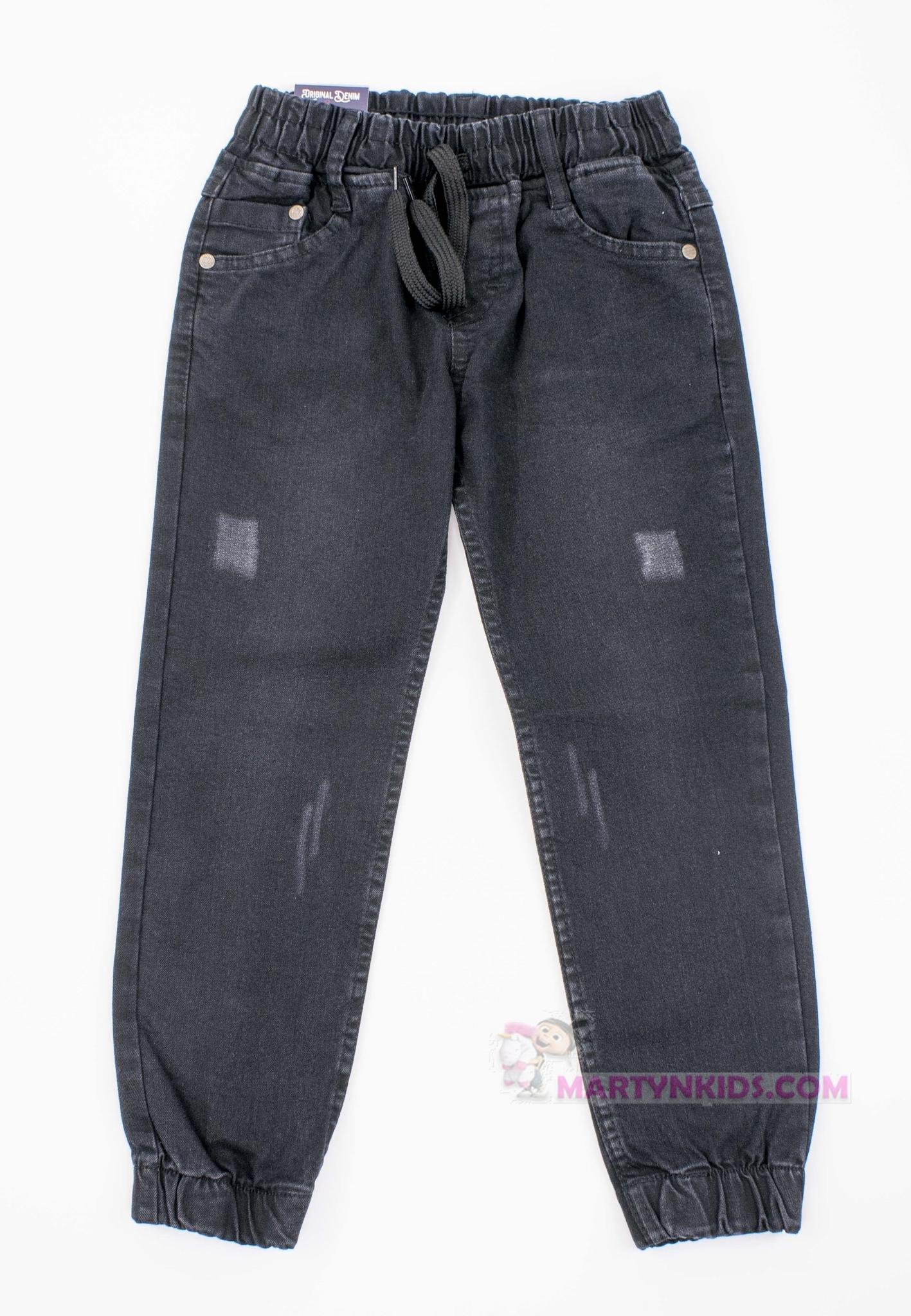 3381 джинсы-джогеры Fagie  стрейч