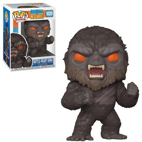 Funko POP! Movies Godzilla Vs Kong Battle Ready Kong