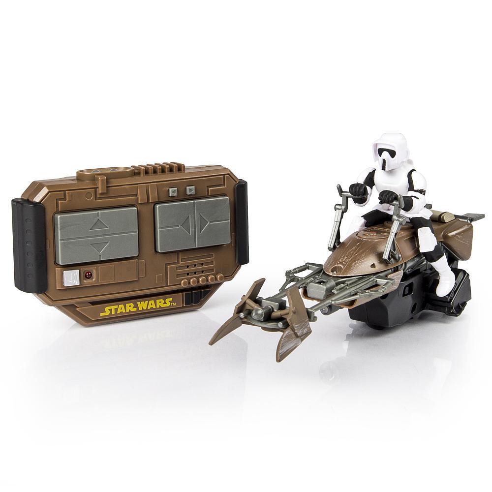 Звездные войны радиоуправляемый Гравицикл 74-Z