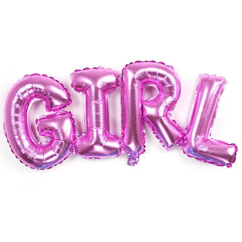 Girl 112 см розовая