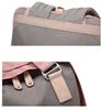 Рюкзак Doughnut Macaroon Розовый + Серый
