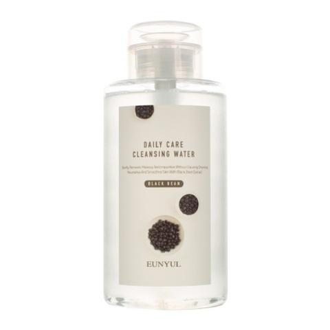 Мицеллярная вода с экстрактом черных бобов Eunyul Daily Care Black Bean Cleansing Water 500мл