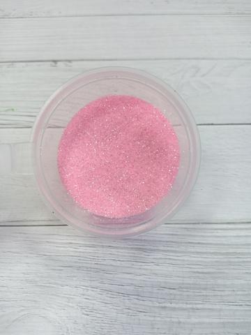 Глиттер (блестки) розовый, 20ГР.