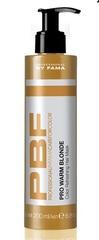 BY FAMA CARE FOR COLOR PRO WARM BLONDE / Маска освежающая теплые оттенки блонда 200мл