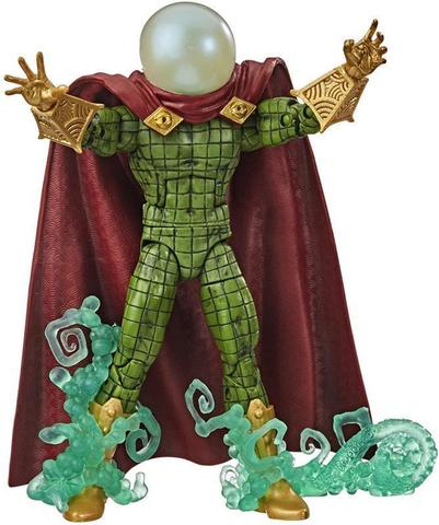 Spider-Man Marvel Legends Retro Mysterio Action Figure || Мистерио