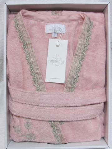 SIDNEY СИДНЕЙ женский махровый халат Maison Dor Турция