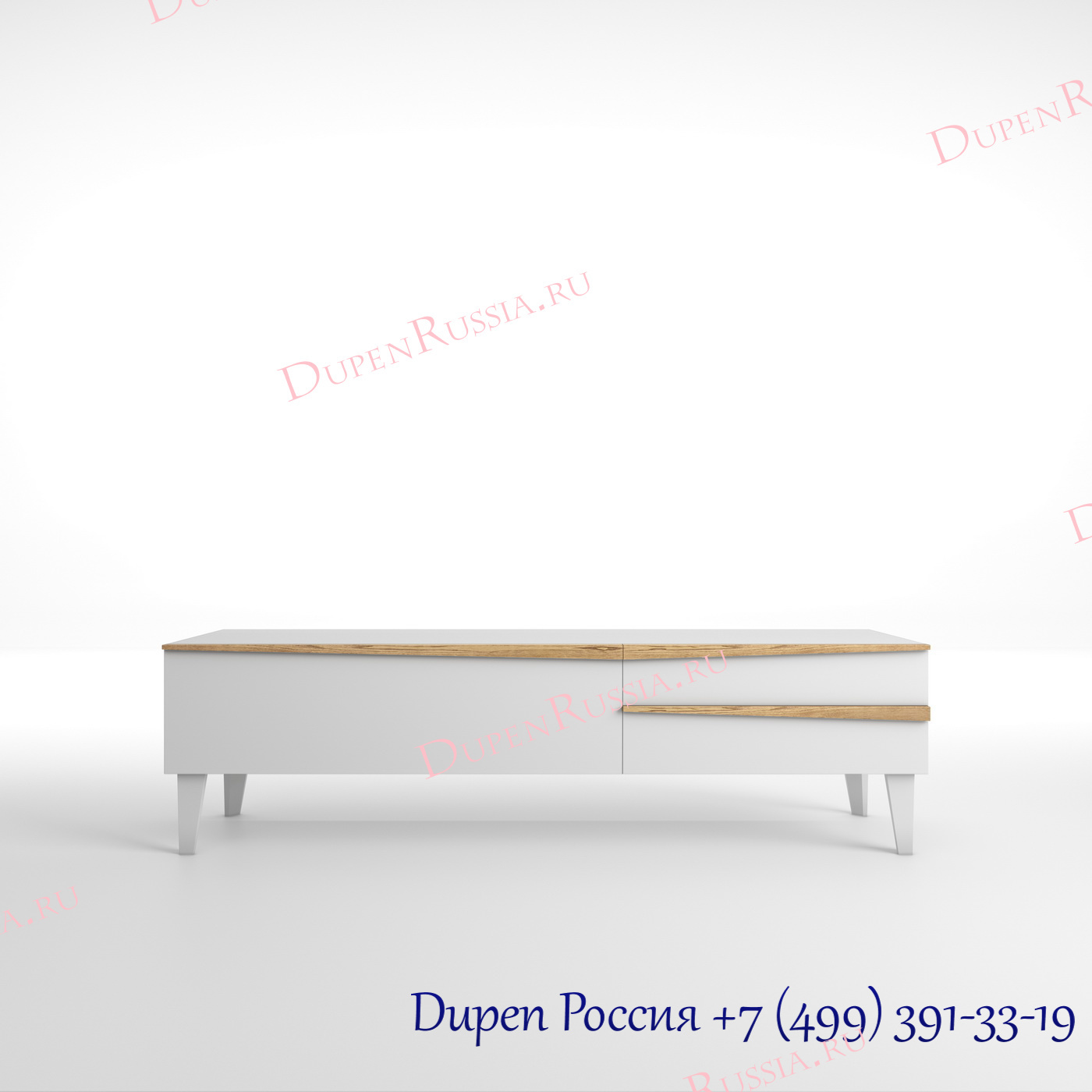 Тумба ТВ DUPEN ASPEN 165 CM с ящиками