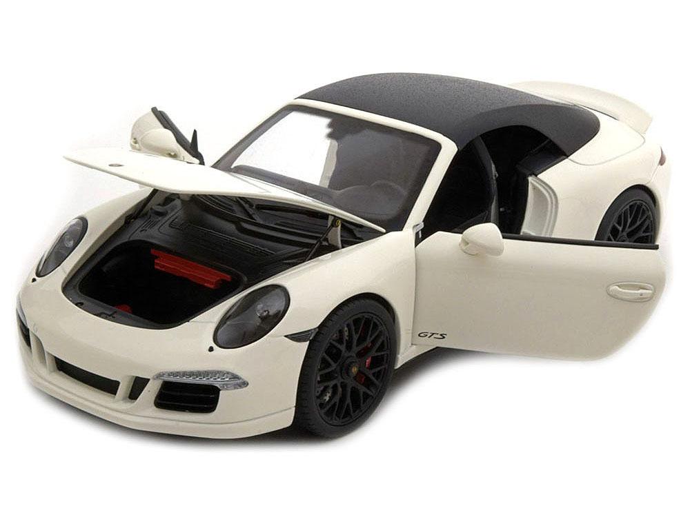 Коллекционная модель Porsche 911 Carrera GTS Convertible (991) 2015