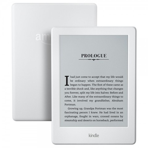 Электронная книга Amazon Kindle 8 2016 Wi-Fi Special Offers (White)