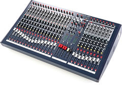 Аналоговые Soundcraft LX7ii 24