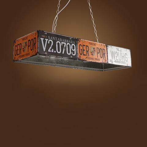 Подвесной светильник 1056 by Art Retro