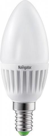 Лампа NV LED свеча NLL-C37-7-230-2.7K-E14-FR