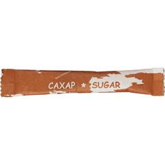 Сахар порционный Материк тростниковый в стиках по 5 г (200 штук в упаковке)