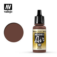 MODEL AIR 271-17ML. GERMAN RED BROWN