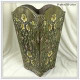 Напольная ваза для зонтов и сухоцветов