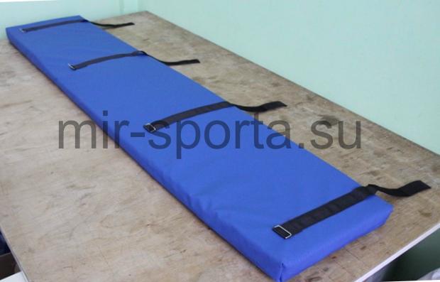 Мягкая защита на волейбольные стойки