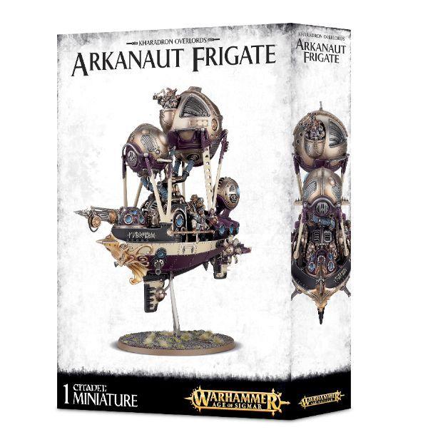 Arkanaut Frigate. Коробка