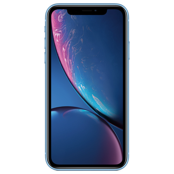 iPhone XR, 128 ГБ, синий