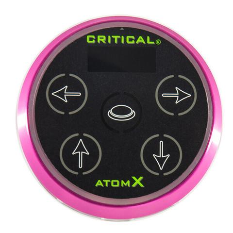 ATOMX - CRITICAL POWER SUPPLY PINK