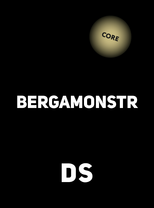 Аксессуар DS CORE BERGAMONSTR 100