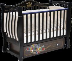 Детская кроватка «LUIZA 333»