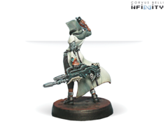 Reverend Custodier (вооружена Combi Rifle + Pitcher)