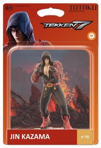 Фигурка TOTAKU Collection: Tekken 7 – Jin Kazama