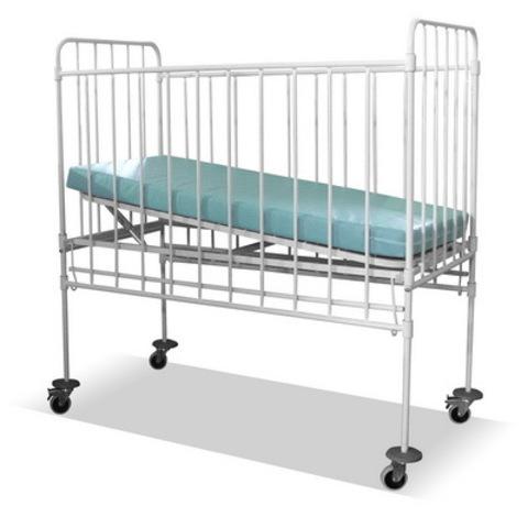 Кровать медицинская детская КМД-ТС 02 - фото