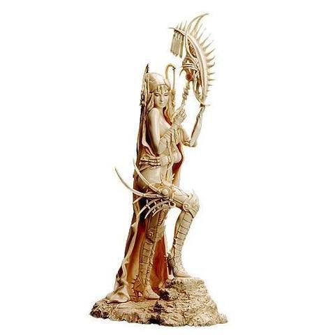 Fantasy Figure Gallery - Akira (Ivory Version) Statue