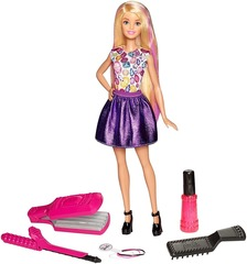 Кукла Барби Стильная прическа