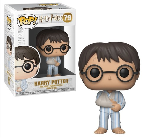 Harry Potter Funko Pop! || Гарри Поттер в пижаме