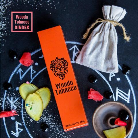 Табак Woodu Имбирь 250 г